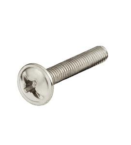 Винт 4х15 мм никелированный 022.34.157