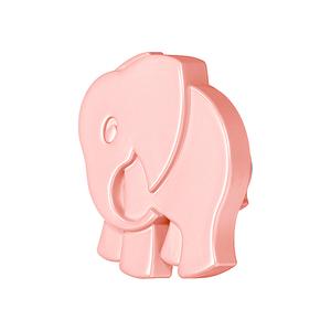 Мебельная ручка Слоненок розовый светл, 138.68.511