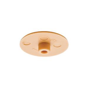 Заглушка MINIFIX 15 мм, сосна, 262.24.055