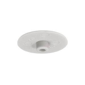 Заглушка MINIFIX 15 мм, белая, 262.24.751