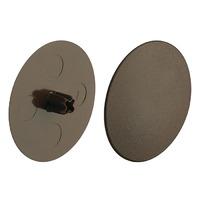 Заглушка на стяжку MAXIFIX, коричневая, 262.87.190