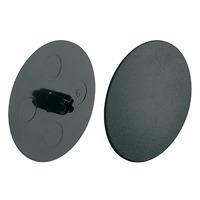 Заглушка на стяжку MAXIFIX, черная, 262.87.390