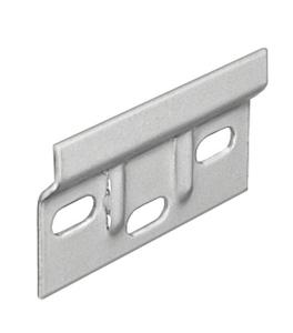 Шина для навески шкафов 63х38х1,6 мм 290.08.920