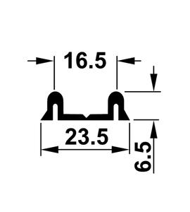 Ходовая шина 415.08.972