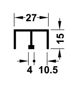 Направляющая шина 415.10.815