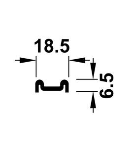 Ходовая шина 415.11.950