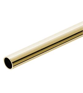 Рейлинговая труба, Золото 16 мм 522.80.800