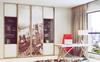 Вертикальный профиль FLAT, Розовый жемчуг 1951/1 680