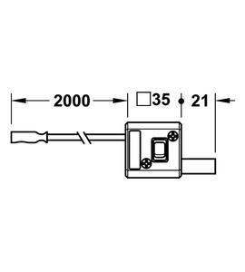 Модуль выключателя Tubos 5003 820.02.990
