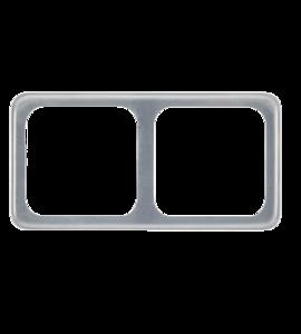 Рамка для выключателей и розеток 820.88.520