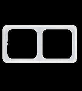 Рамка для выключателей и розеток 820.88.720