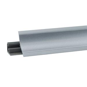 Плинтус Алюминий сатин 3000х23х23 мм LB-231-611