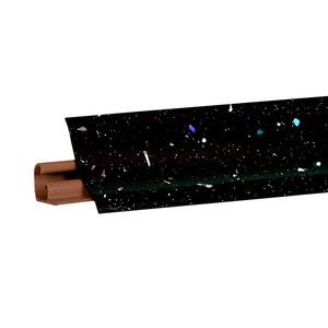 Плинтус Антарес 3000х23х23 мм LB-231-6027