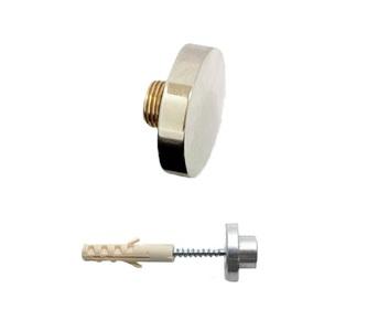 Держатель стекла 5.05M(01) никель 22 мм Lincos 5.05M (01) 22 мм