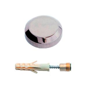 Держатель стекла d=22 мм, 5.11M.01 никель Lincos держатель 5.11М.01 d22мм никель