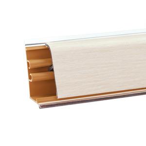 Плинтус Дуб белый 3000х37х24 мм LB-37-453
