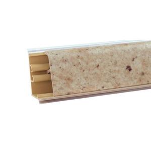 Плинтус Кашемир песочный 3000х37х24 мм LB-37-465