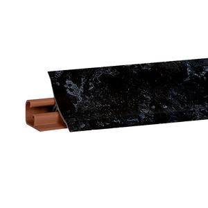 Плинтус Кастилло темный 3000х23х23 мм  LB-231-6021