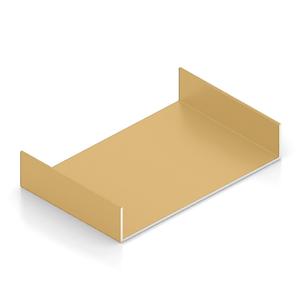 Прямой упор, Матовое золото JM2123/344