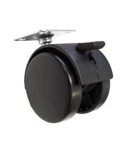 Мебельное колесо N101BL/BL.3