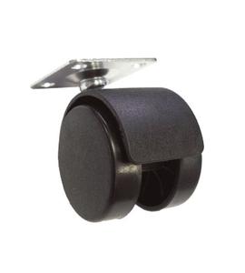 Мебельное колесо N104BL/BL.3