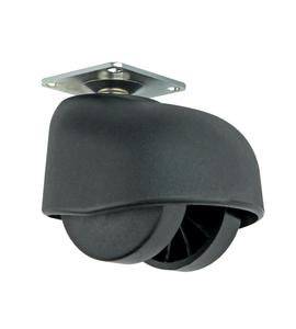 Мебельное колесо N112BL/BL.3