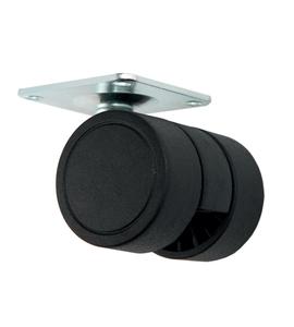 Мебельное колесо N113BL/BL.3
