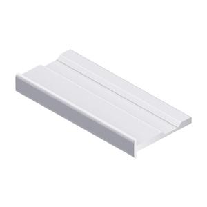 Рамка горизонтальная NOVA16, Белый глянец NB0442.VP540.WHGPC.CJ