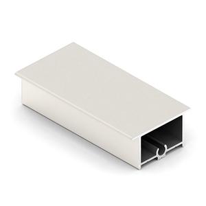 Рамка средняя закрытая NOVA16, Белый глянец NB0486.VP540.WHGPC.CJ