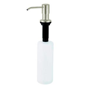 Дозатор для мыла Хром сатин OL-401DS