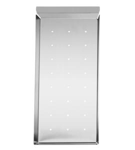 Колландер стальной OL-710P