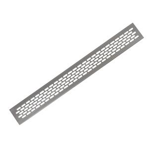 Решетка вентиляционная 480х60 хром VG-60484-05