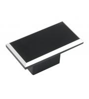 Мебельная ручка RS061BL/AL.4/16