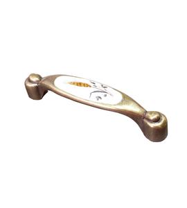 Мебельная ручка RS112AB.4/96/W03