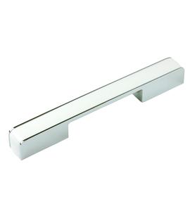 Мебельная ручка RS266CP/W.4/160