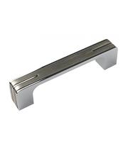 Мебельная ручка RS267CP/BSN.4/96