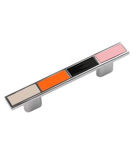 Мебельная ручка RS282CP/MC4.4/96