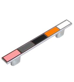 Мебельная ручка RS282CP/MC5.4/128