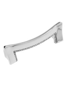 Мебельная ручка RS423CP/CrT.4/128