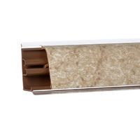 Плинтус Слоновая кость 3000х37х24 мм  LB-37-373