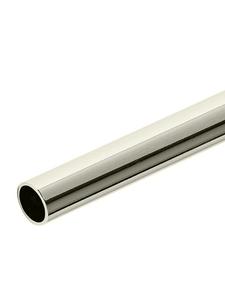 Рейлинговая труба Хром мат. 16 мм 522.80.401