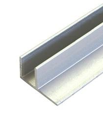 Планка угловая F-образная 4 мм Планка угловая F 4 мм