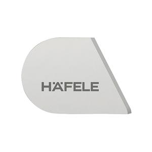 Заглушка Free Flap H1.5, белая, левая 372.39.003 372.39.0013