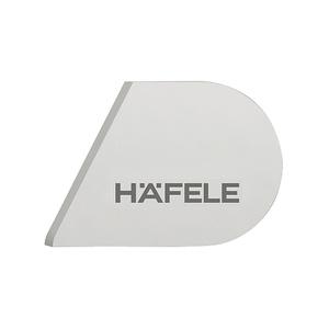 Заглушка Free Flap H1.5, белая, правая 372.39.002