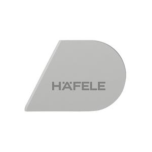 Заглушка Free Flap H1.5, серая, правая 372.39.000