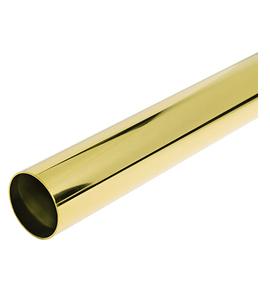 Труба Золото 50 мм 815.95.001